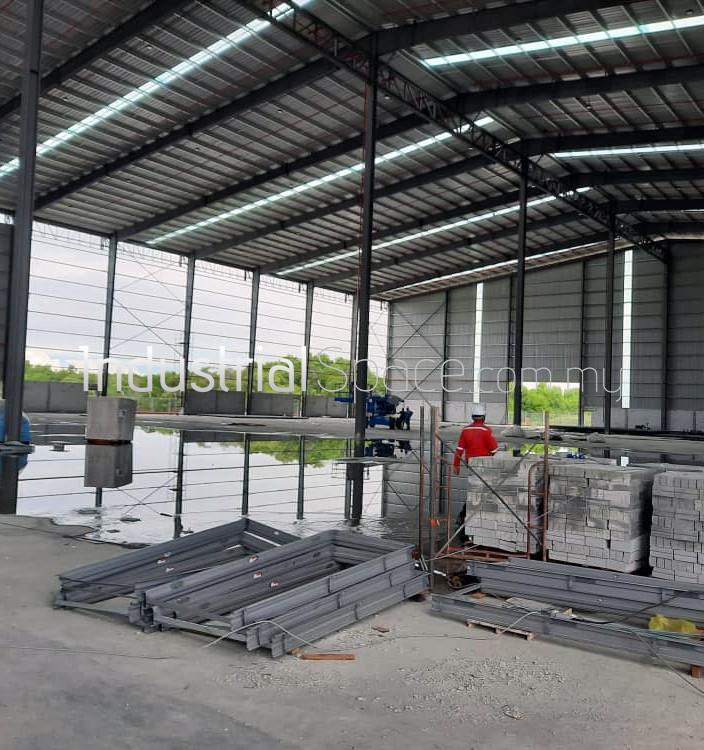 100k sqft Warehouse Space - PKFZ Port Klang Free Zone