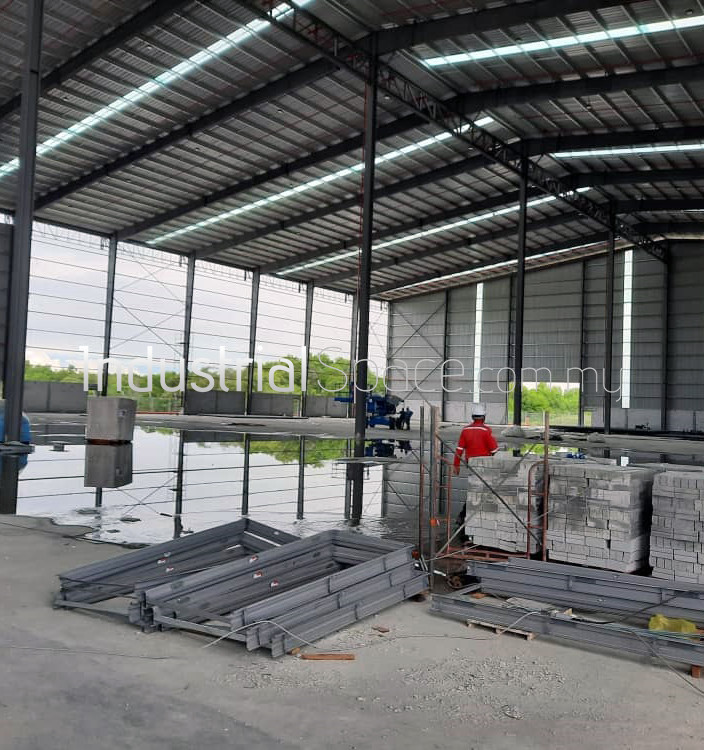 100k sqft Warehouse Space - PKFZ Port Klang Free Zone
