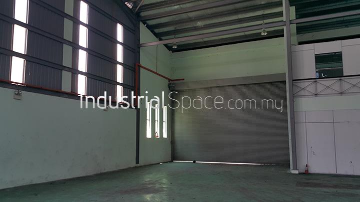Factory for rent Sungai Kapar Indah