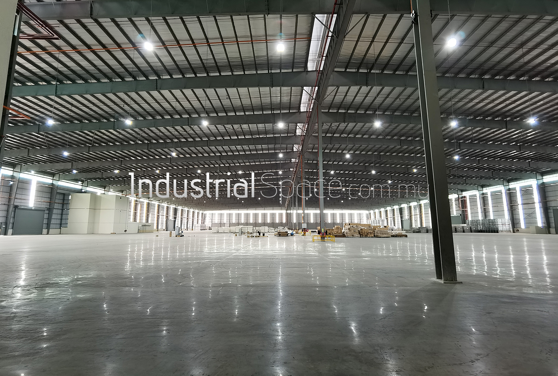 Northport Mega Warehouse Space