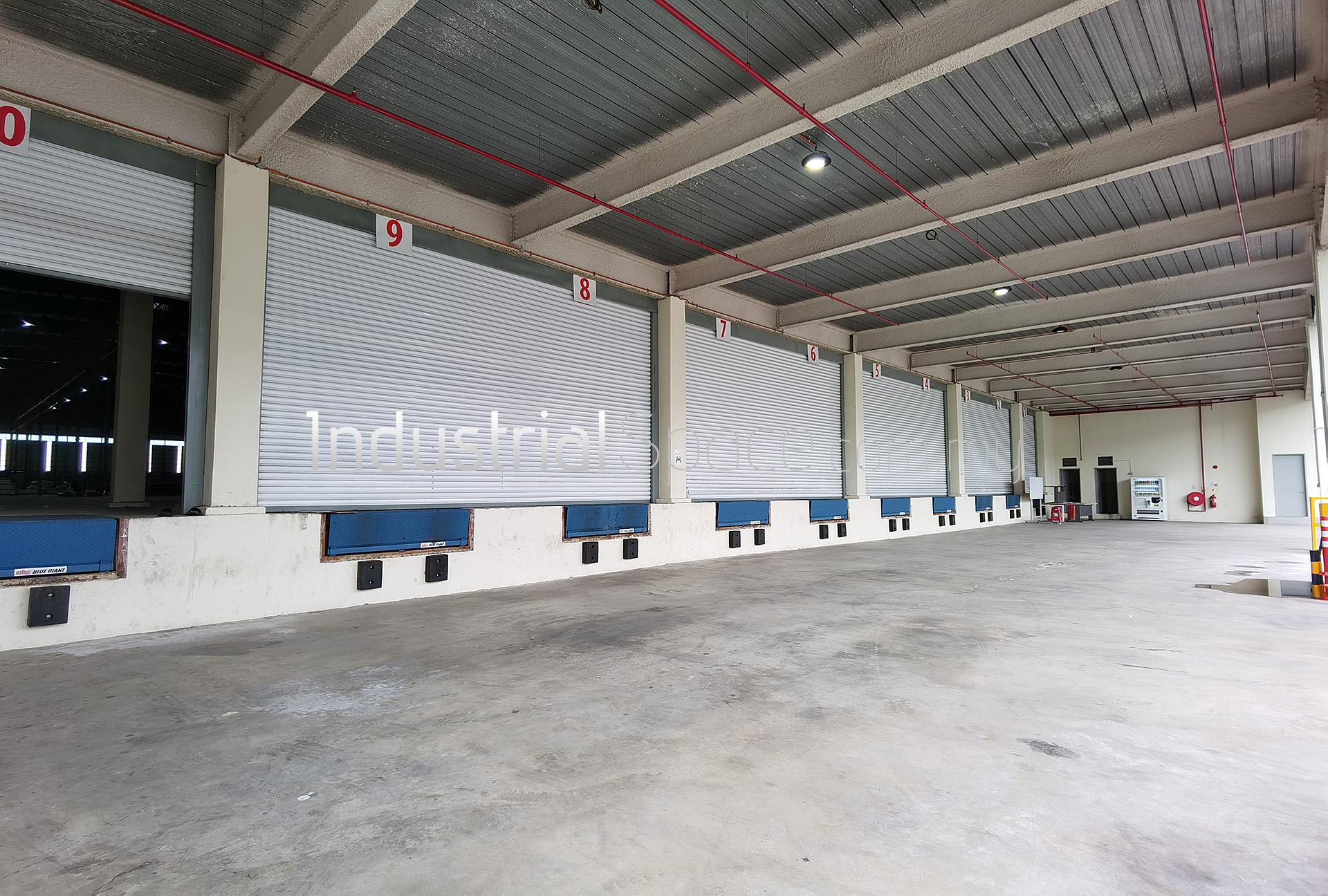 Northport Mega Warehouse Space