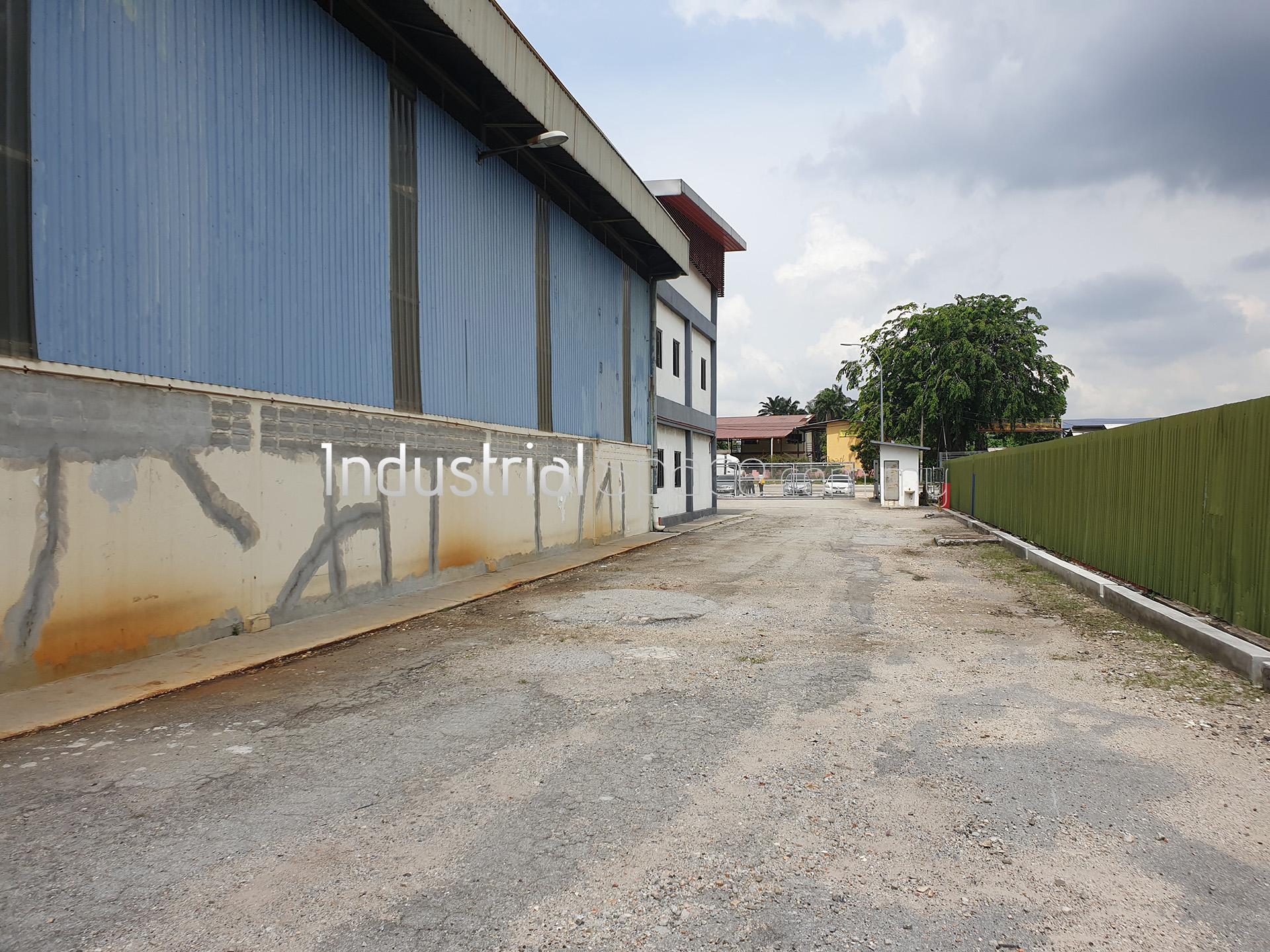 Bukit Kemuning Factory