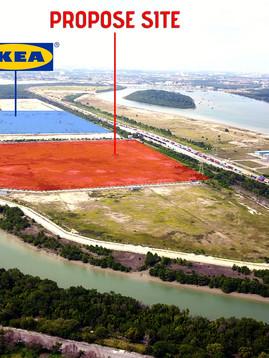 1.4 Mil sqft Warehouse Space - PIIP - Westport