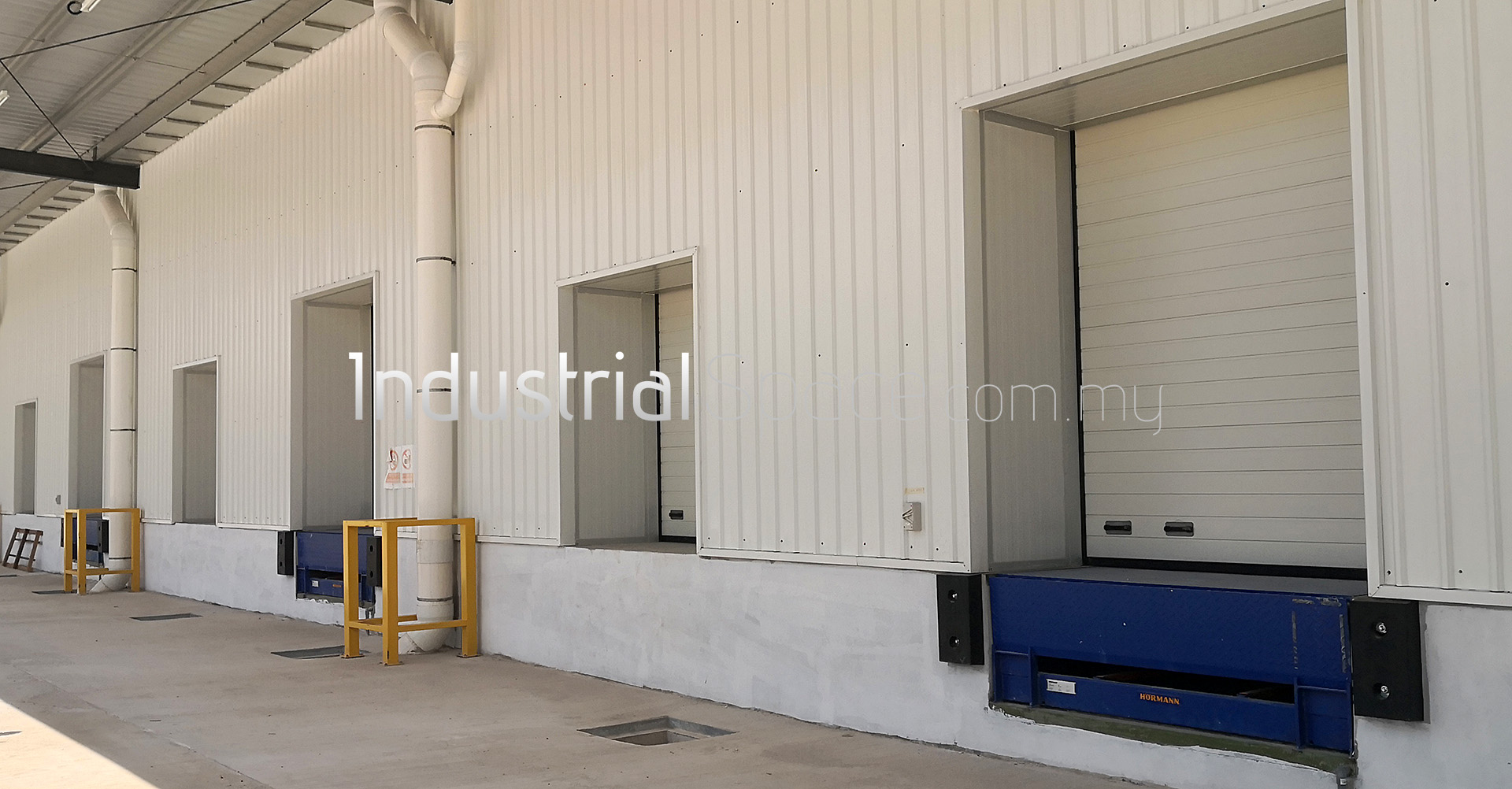 Temperature Controlled Warehouse For Sale