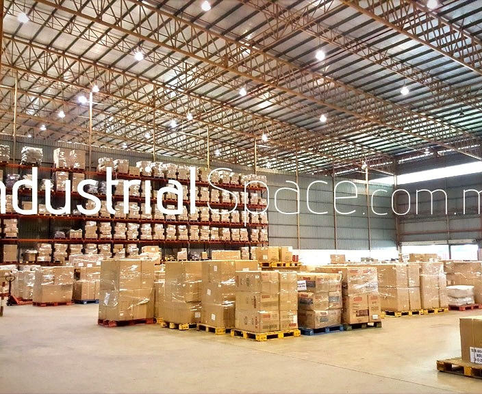 84k sqft Warehouse Space - Puchong