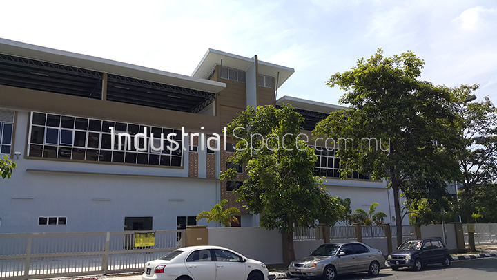 Sungai Kapar Indah factory for rent