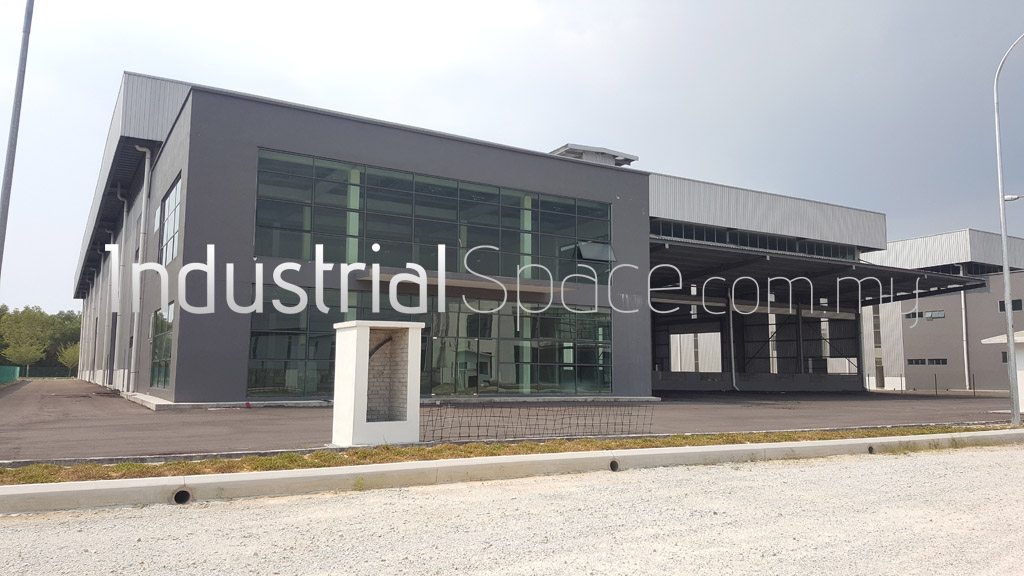 Detached Warehouse/Factory