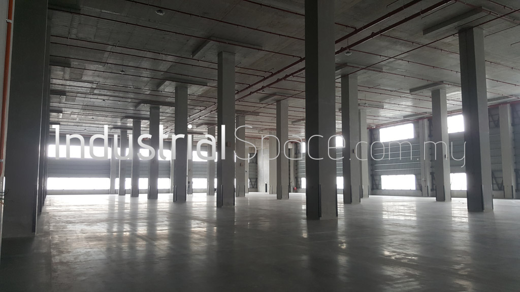 Warehouse Space G Floor