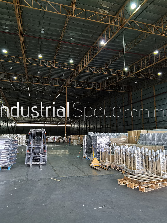 75k sqft Warehouse For Rent - Shah Alam