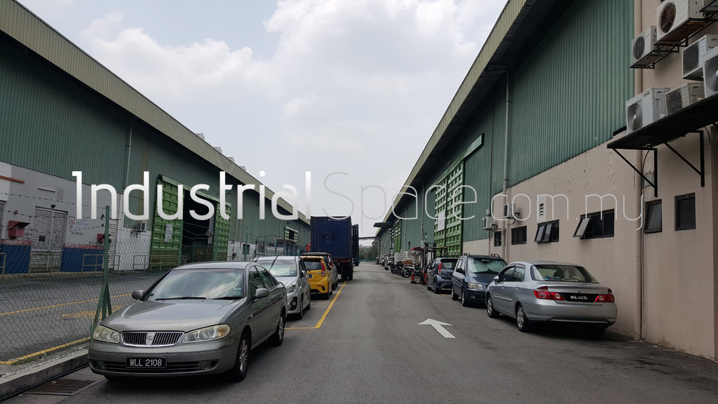 Subang Warehouse for RENT