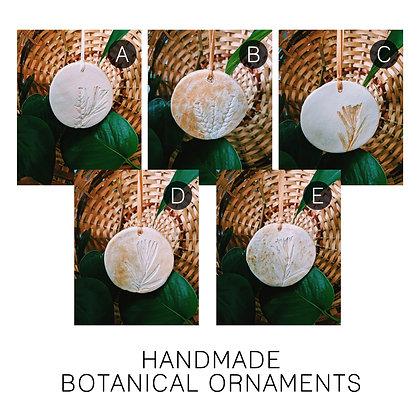 Botanical Ornaments
