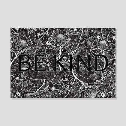 Be Kind Postcard