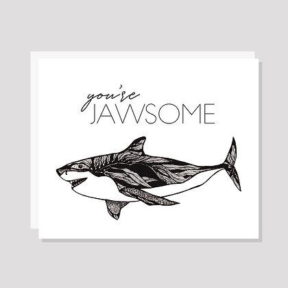 You're Jawsome