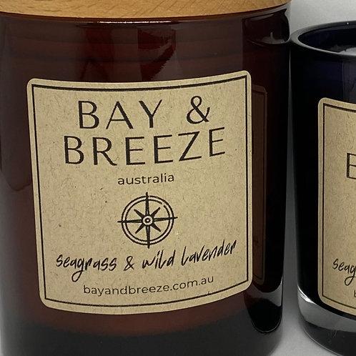 seagrass & wild lavender
