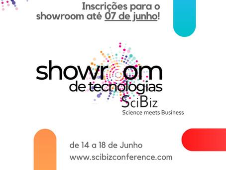 SciBiz - Evento para cientistas-empreendedores