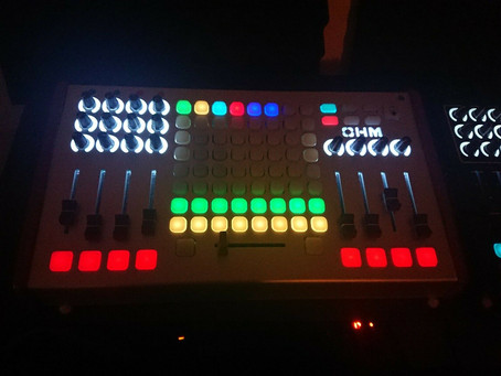 Livid OHM RGB Editor