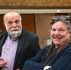 Don and Karen