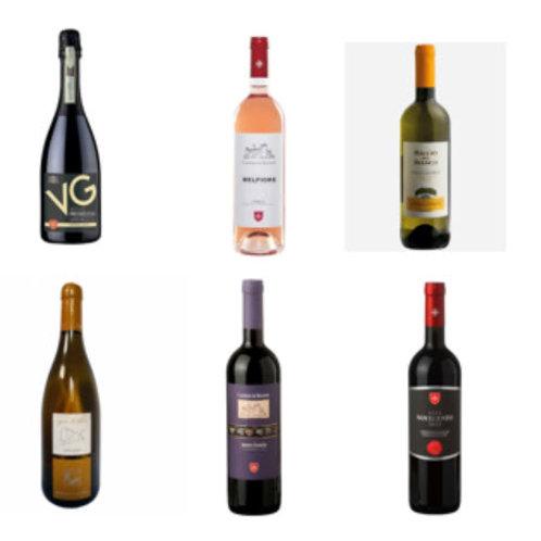 Vin smage kasse