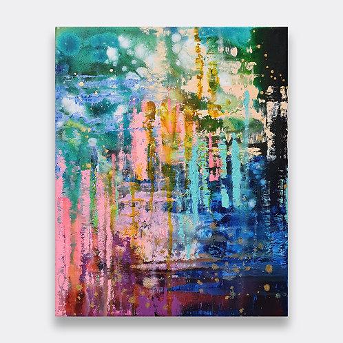 'rainbow nebula'