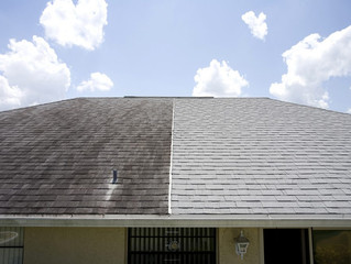Black Streaks on your Roof?  3 ways to eliminate Black Streaks.