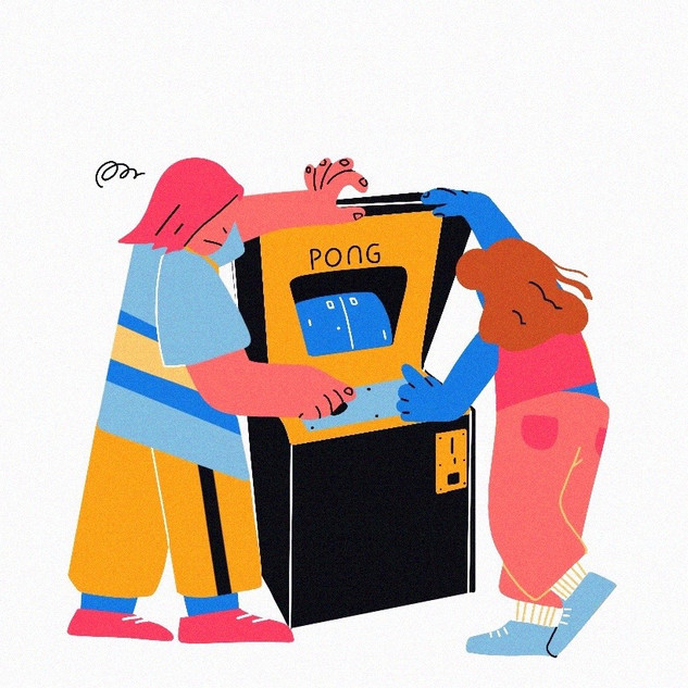 """Pong"""