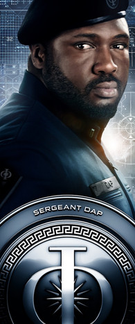 Enders Game : Nonso Anozie