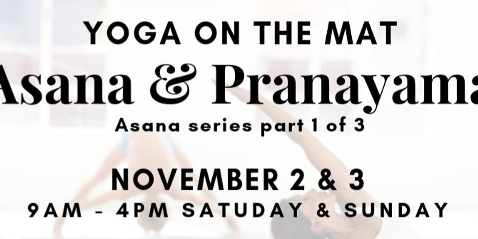 Asana and Pranayama Workshop