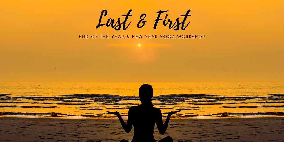 Last & First Yoga
