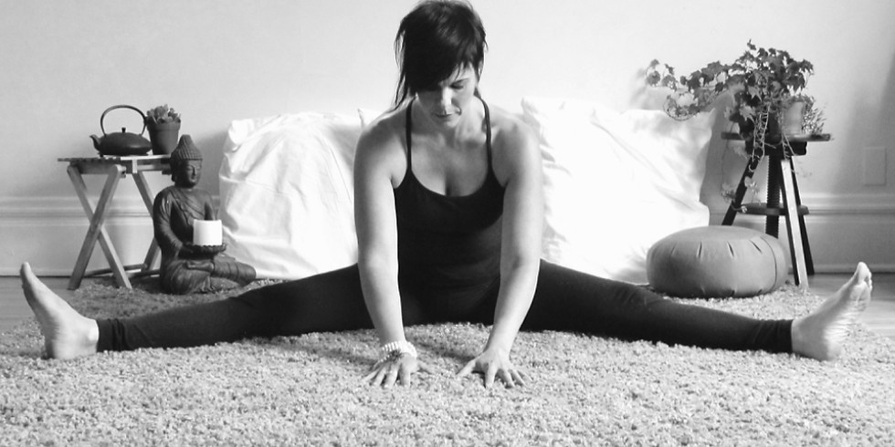 Water Element Yin Yoga with Michelle