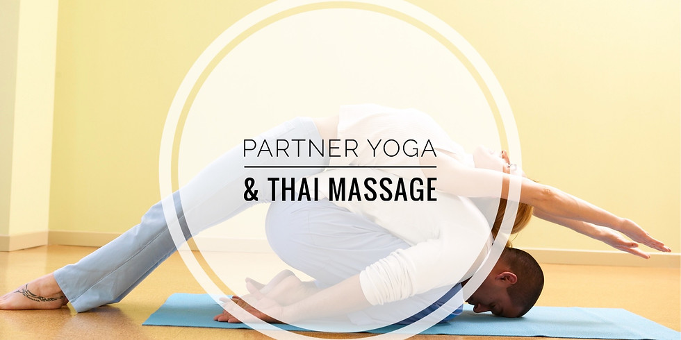 Partner Yoga & Thai massage