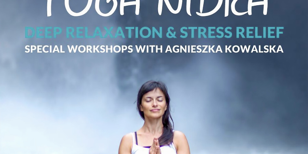 Aroma Yoga Nidra