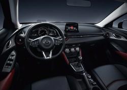 Intérieur Mazda CX-3
