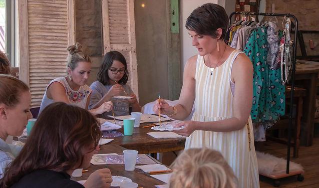 Watercolor Leaves & Laurels Online Workshop
