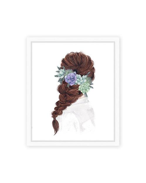 Succulent Braid