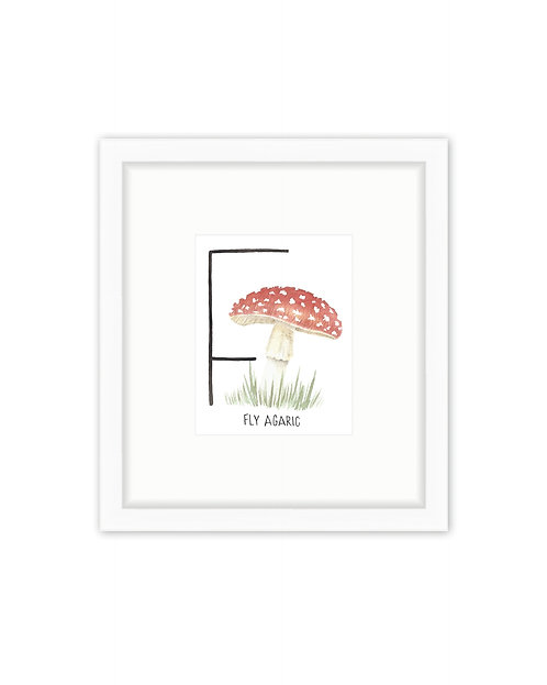Fly Agaric Letter