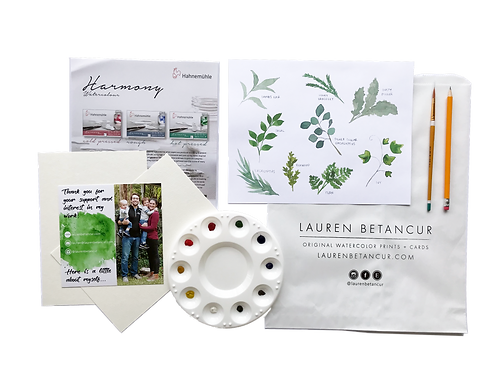 Leaves & Laurels Supply Kit