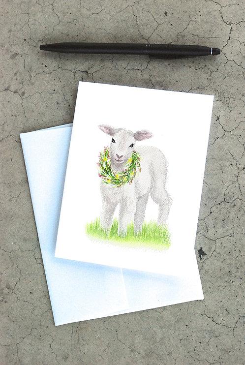 Lamb Cards