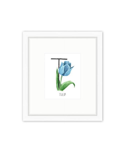 Tulip Letter