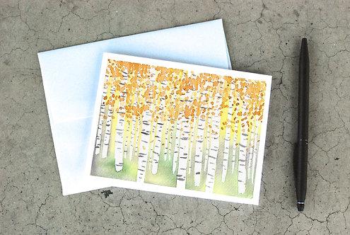 Aspens Card