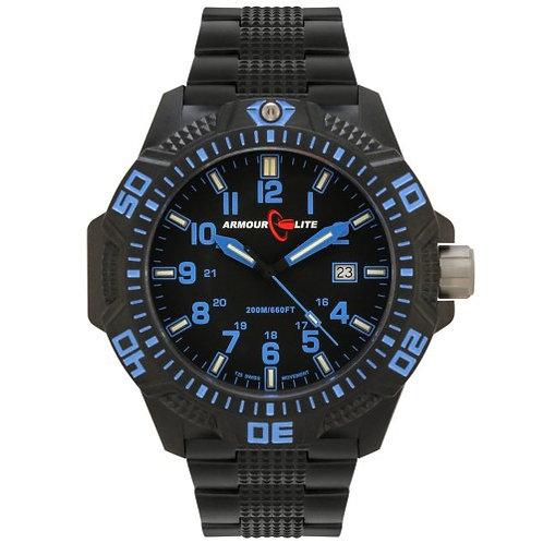 Годинник ArmourLite Caliber (ремінець з нержавіючої сталі)