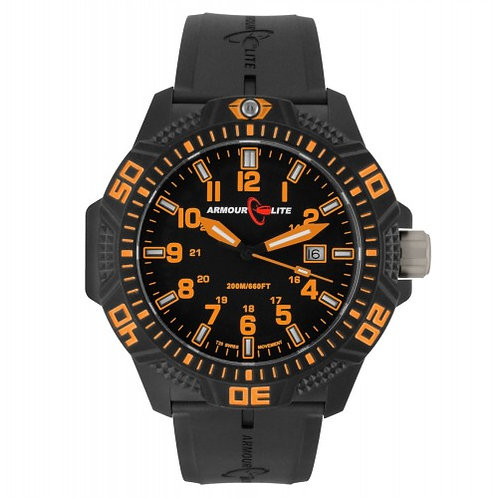Годинник ArmourLite Caliber (ремінець з нітрилового каучука)