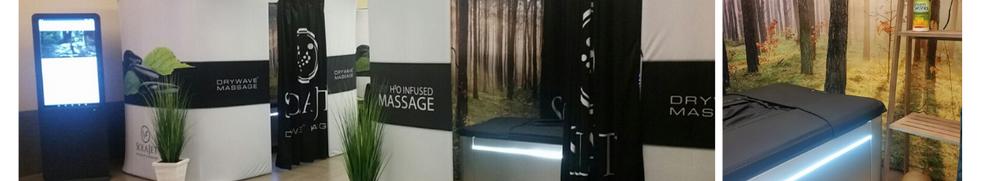 SolaJet® Privacy Rooms