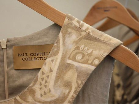 Paul Costelloe's SS22 collection