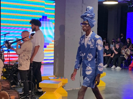Labrum London 'The Sound of Movement' SS22 collection