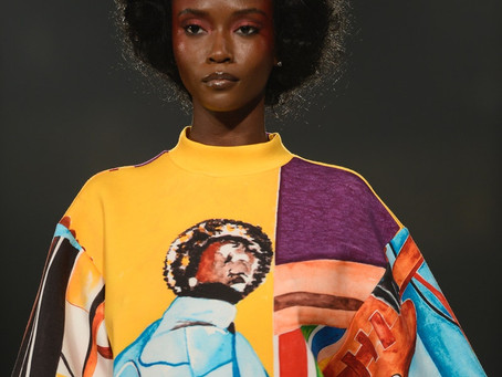 Black Talent in Fashion.