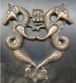 Deniz Atı, Selçuklu Sanatı