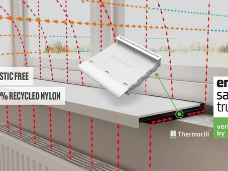 The impact of Thermocill™ on thermal comfort and energy saving/condensation