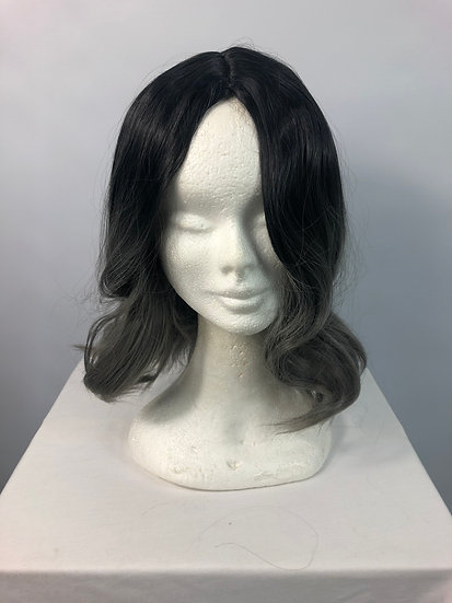 Lily - Black/Grey