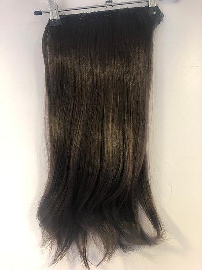 Camila - Dark Chocolate Brown
