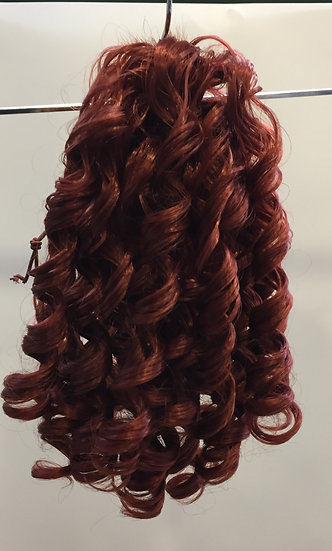 Charlotte - Copper Red